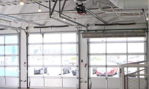 Commercial Garage Door Operators